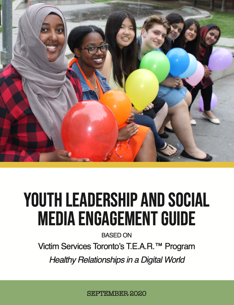 YOUTH LEADERSHIP AND SOCIAL MEDIA ENGAGEMENT GUIDE